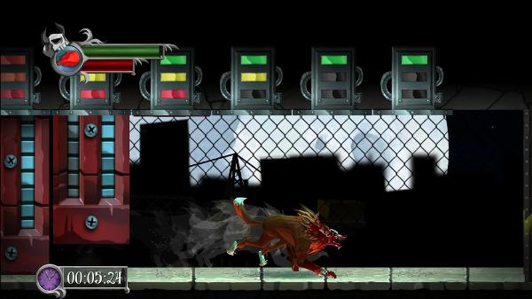 Blood of the Werewolf Xbox360 005