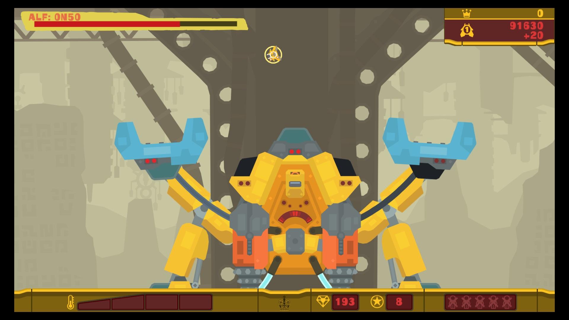 PixelJunk Shooter Ultimate PS4 Review 3