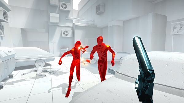 Superhot Review 4