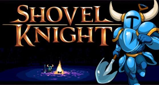 Shovel Knight Wii U Logo