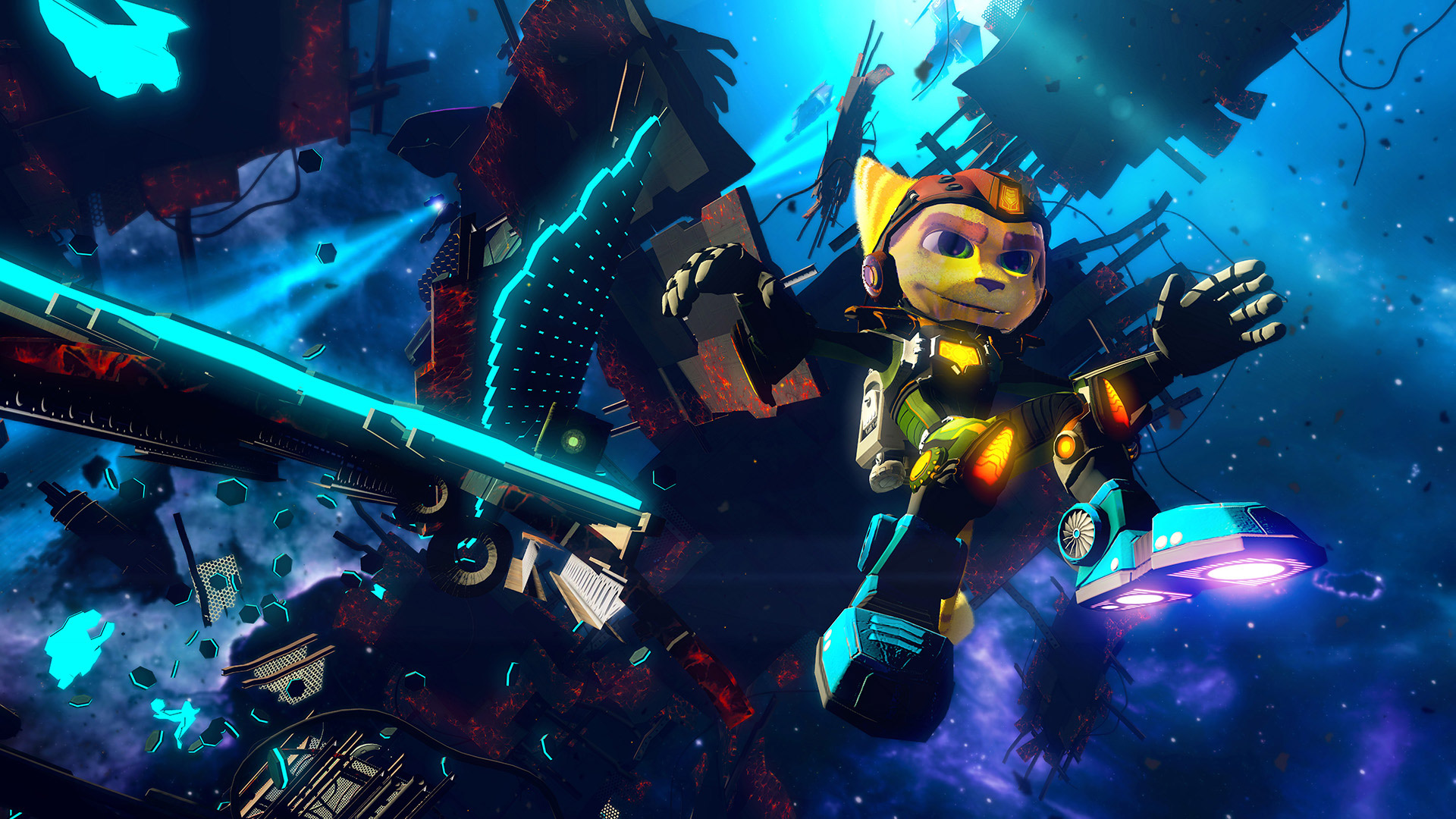 ratchet and clank ps4 weapons ranked