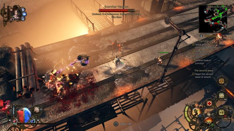 The Incredible Adventures of Van Helsing II Xbox One review