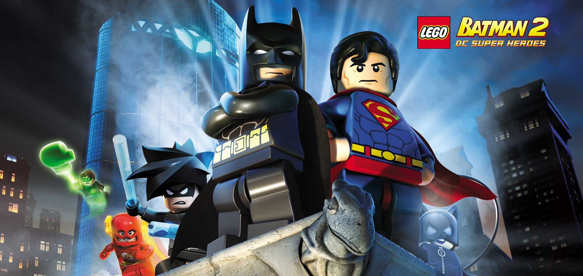 Lego Batman 2 Dc Super Heroes Darkstation