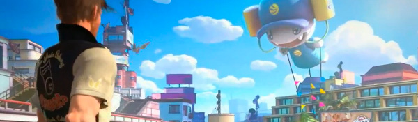 Sunset Overdrive E3 2013