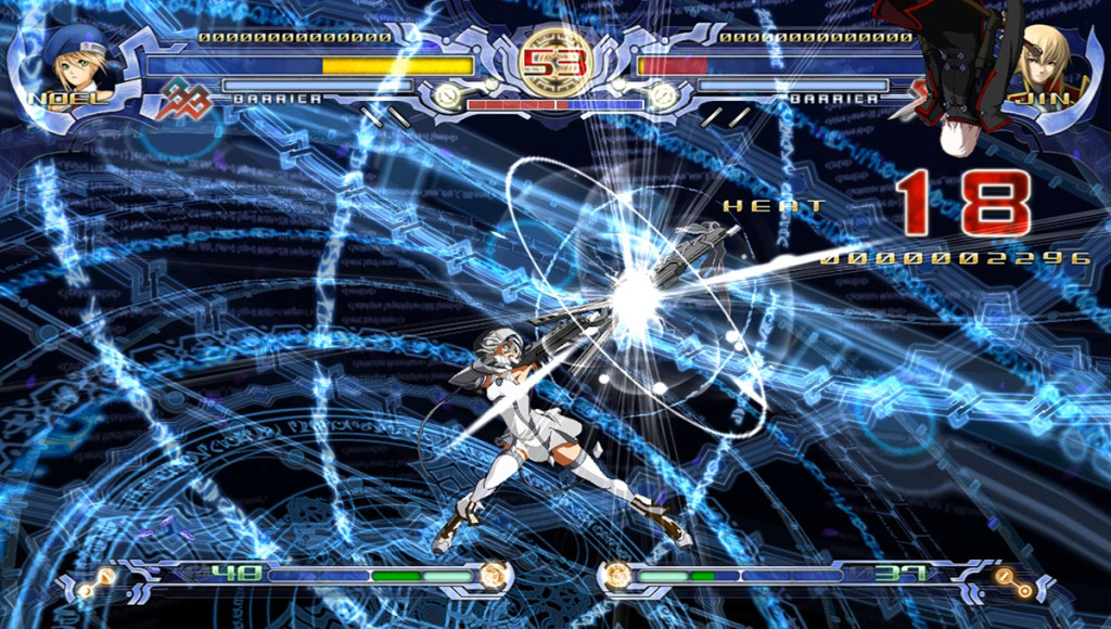 Initiation: Blazblue: Calamity Trigger — DarkStation