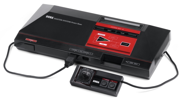 Sega-Master-System