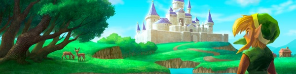 The Legend of Zelda A Link Between Worlds GOTY 2013