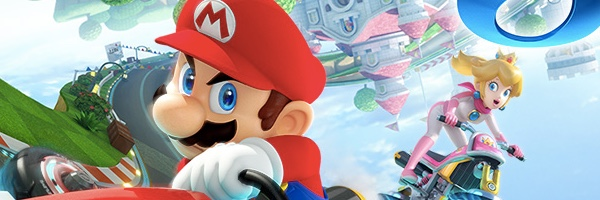 Mario Kart 8 GOTY 2014