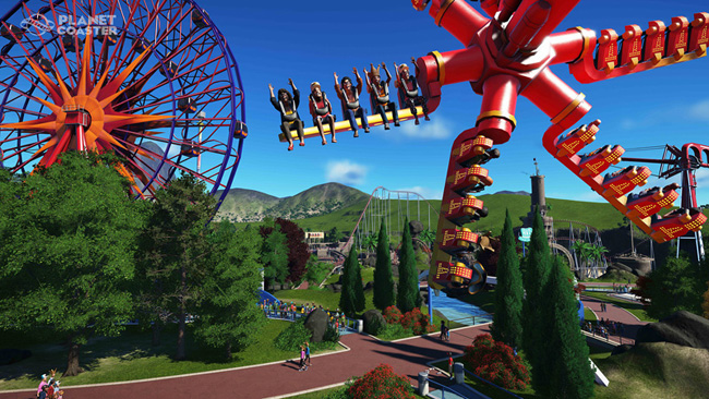 Planet Coaster Preview — DarkStation