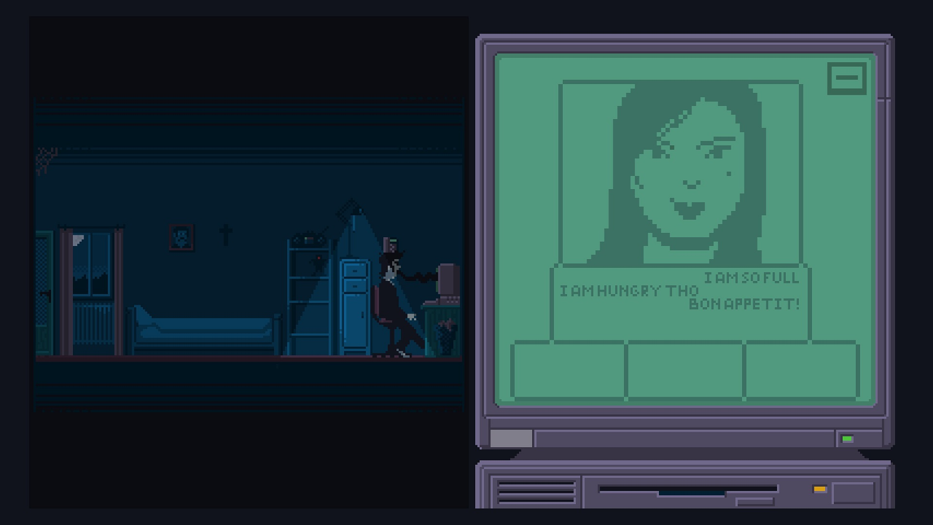 Don T Chat With Strangers Review Darkstation
