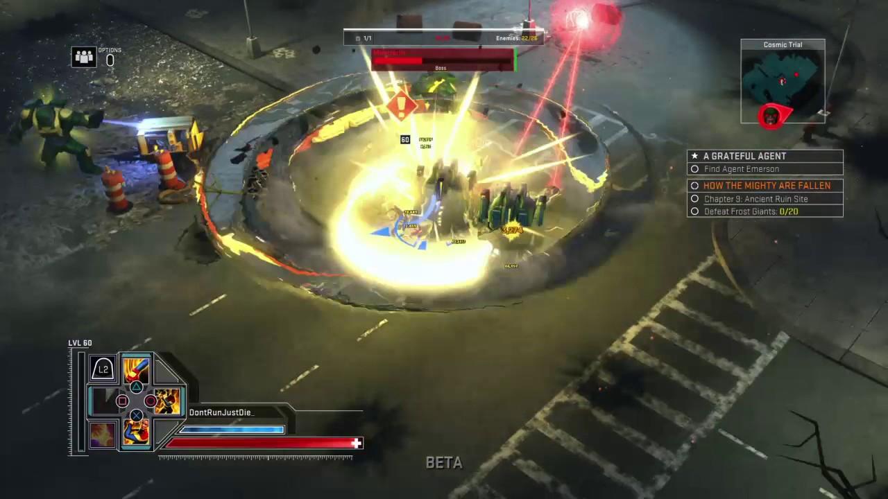 Marvel Heroes Omega Preview — DarkStation