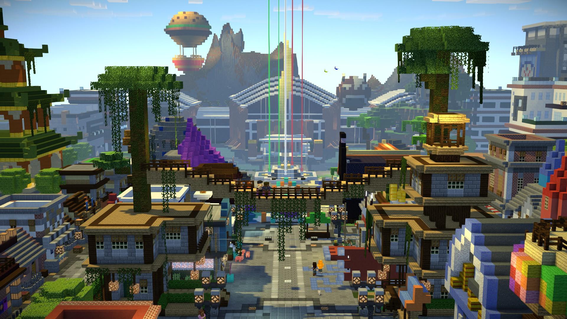 Minecraft Story Mode Season 2 Episode 1 Hero In Residence Review Darkstation