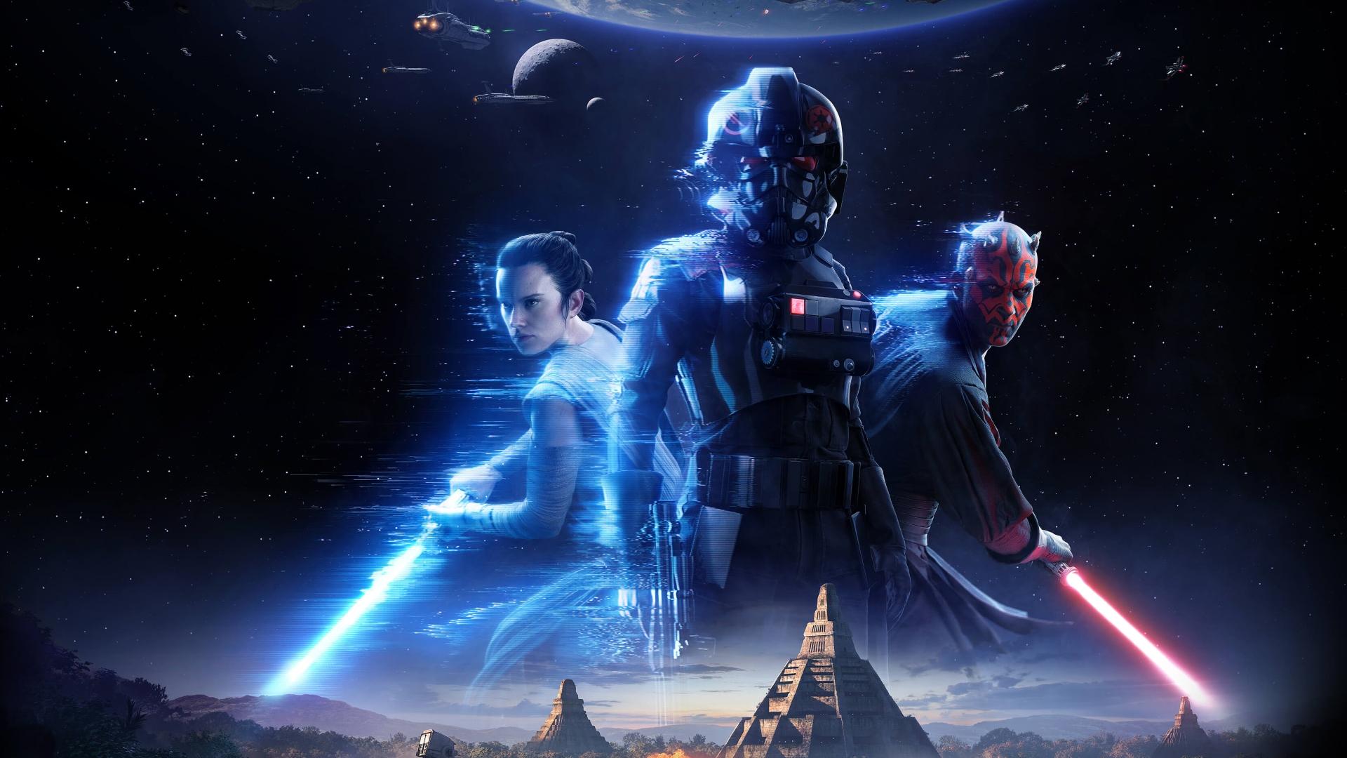 Star Wars Battlefront Ii Review Darkstation