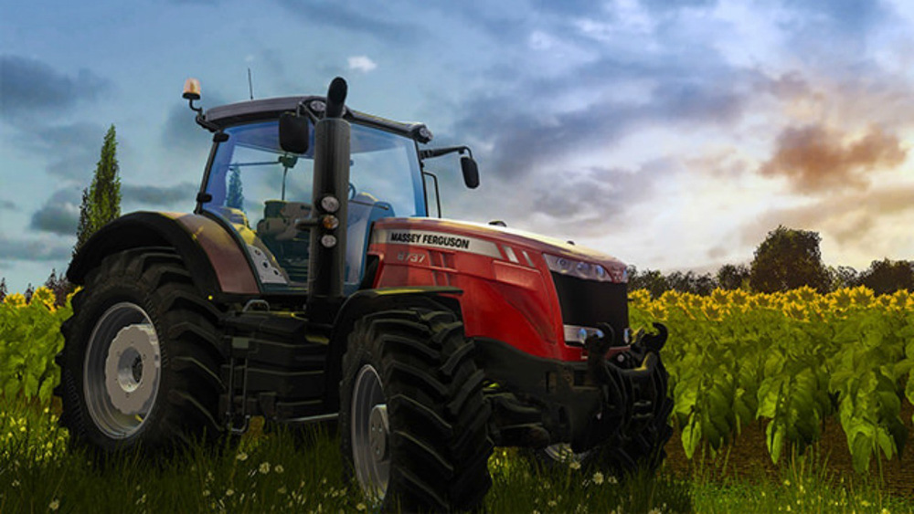 Farming Simulator Review — DarkStation