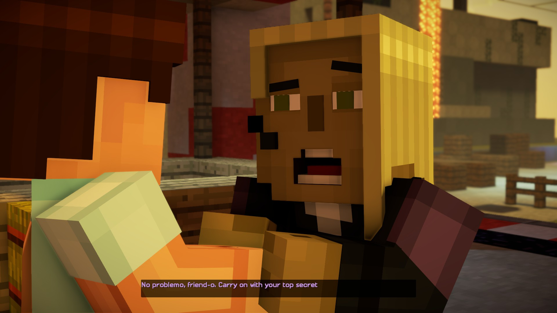 Minecraft Story Mode Season 2 Episode 5 Above And Beyond Review