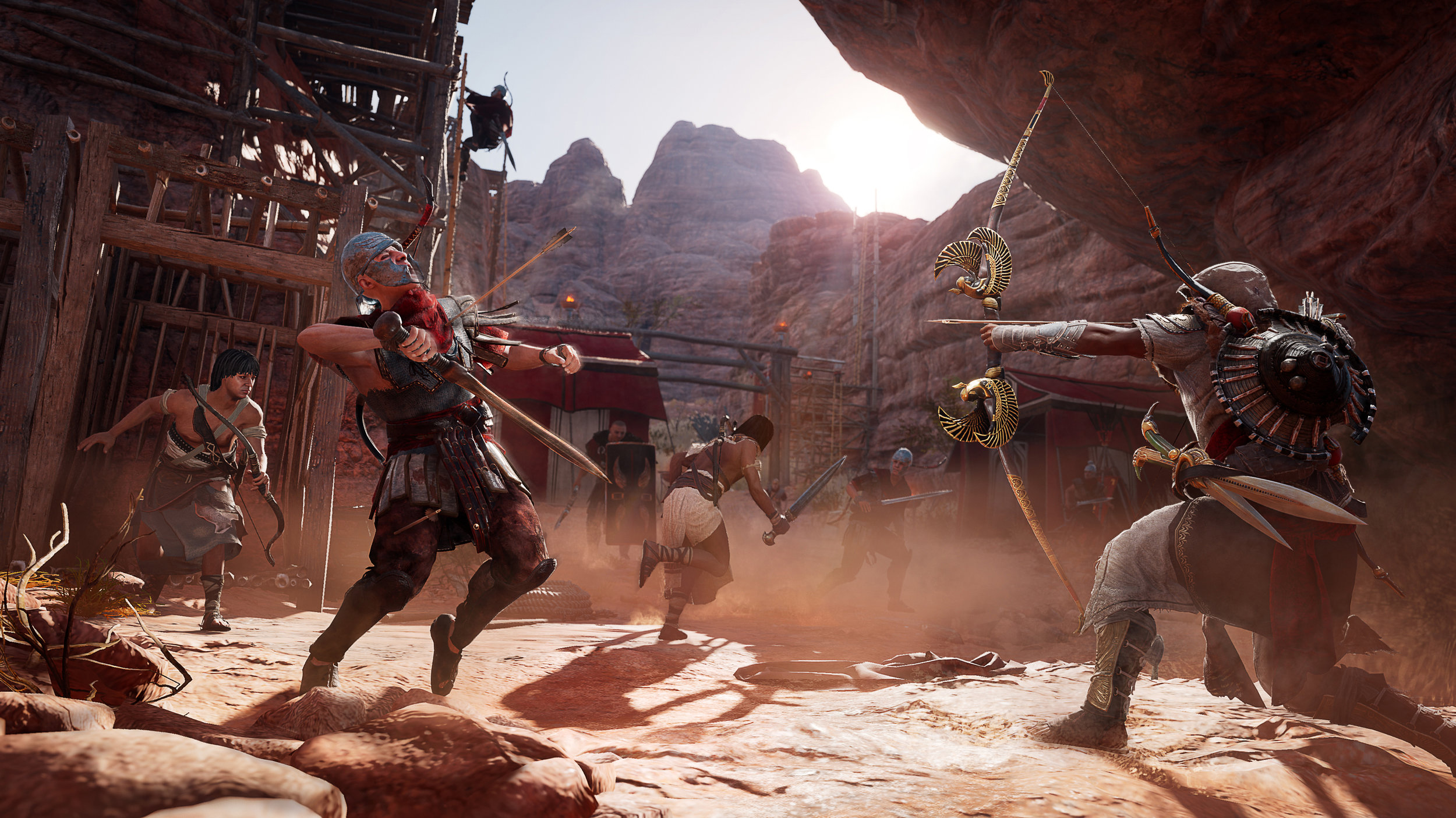 Assassin S Creed Origins The Hidden Ones Review Darkstation
