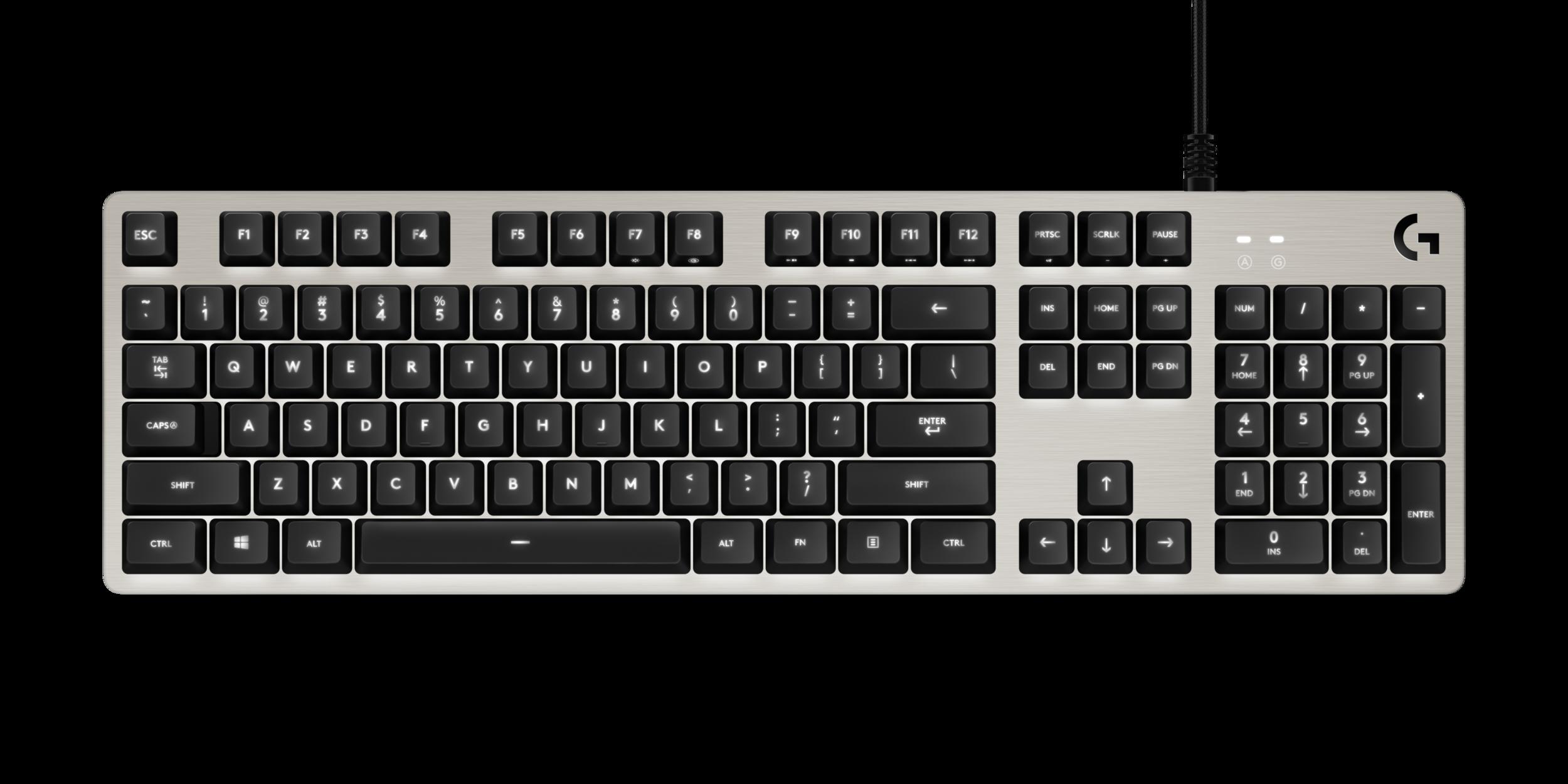 Logitech G413 Mechanical Backlit Gaming Keyboard Review