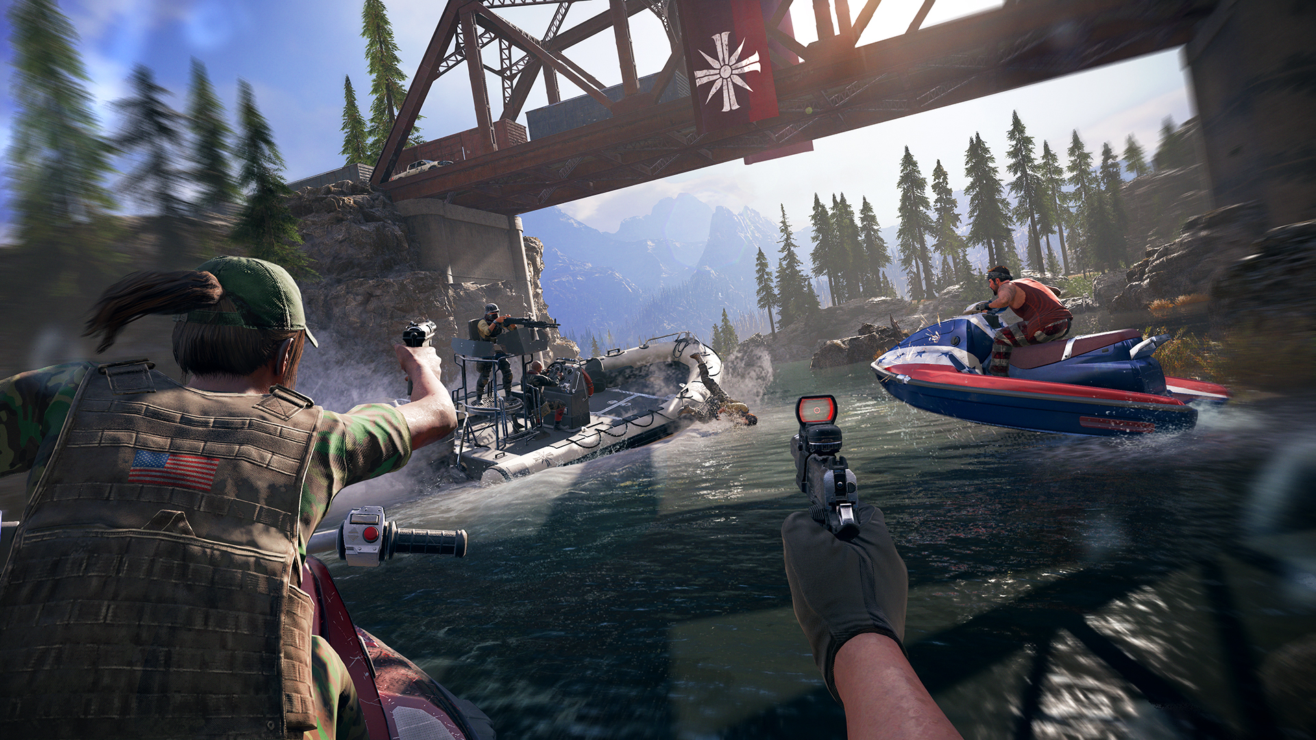 Far-Cry 5 Hands On Preview — DarkStation