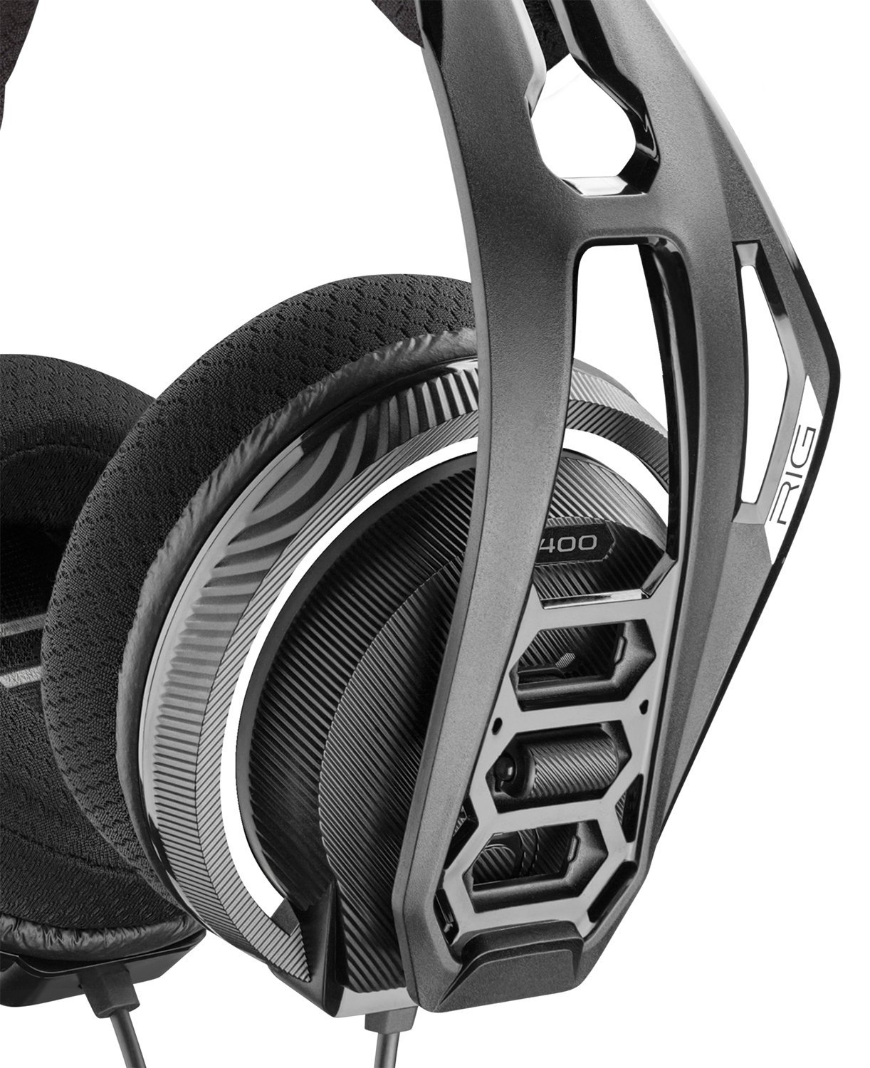 Plantronics RIG 400LX Gaming Headset Review — DarkStation