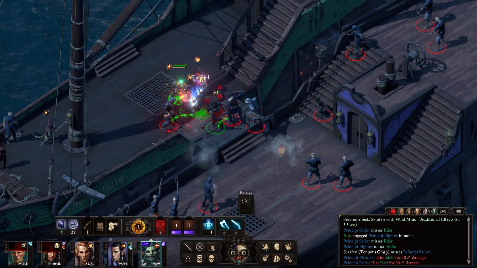 Pillars of Eternity II: Deadfire Review — DarkStation
