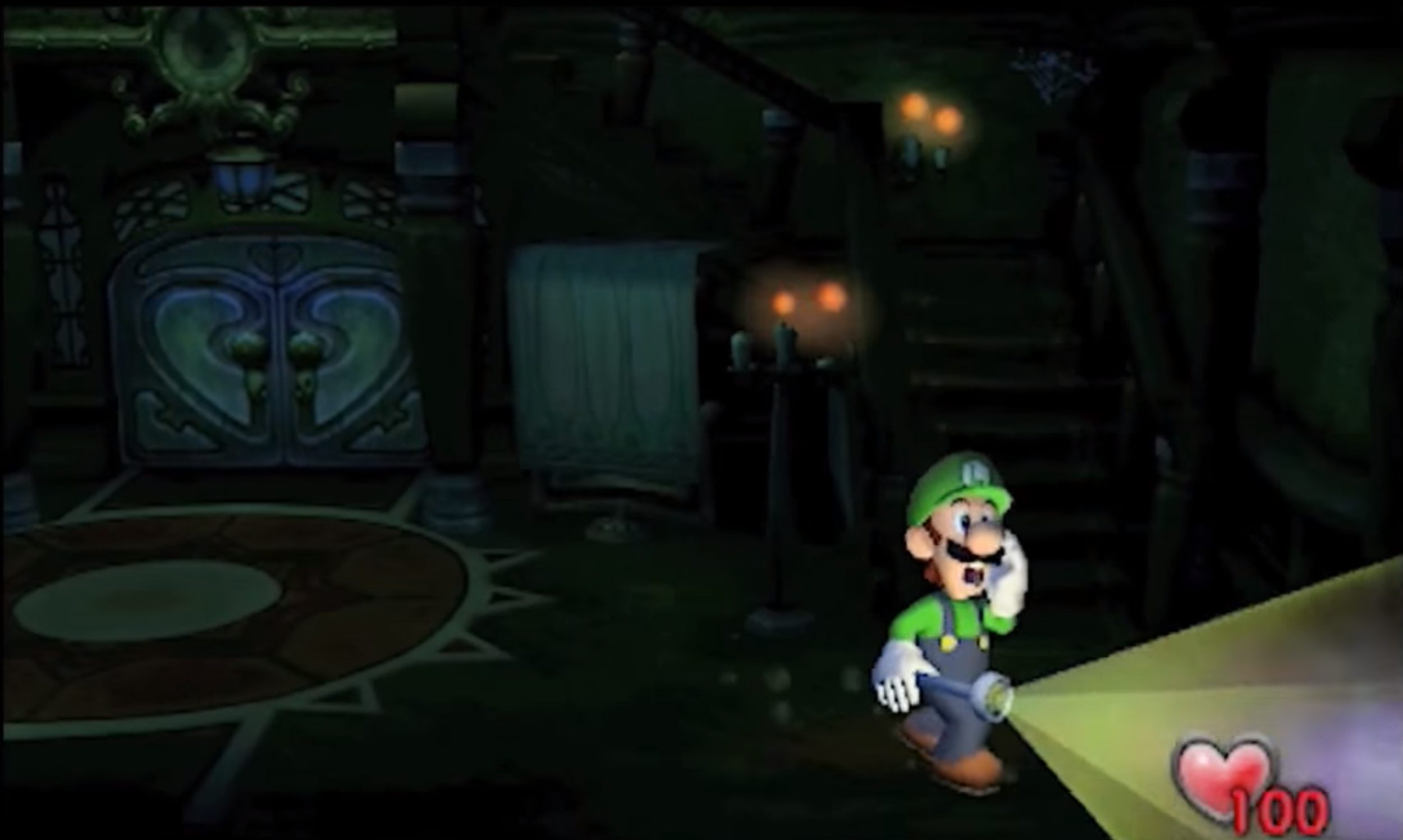 Luigi S Mansion 3ds Review Darkstation