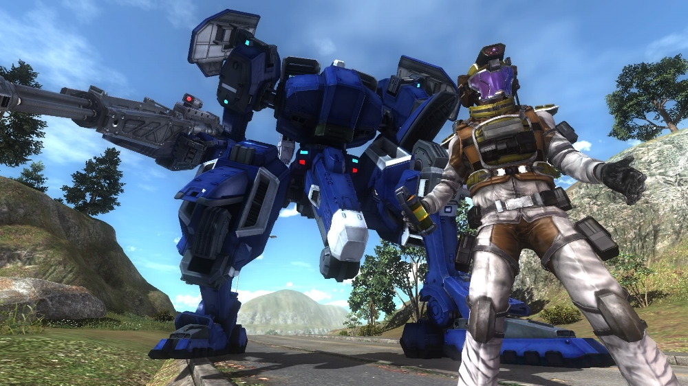 Earth Defense Force 5 Review — DarkStation
