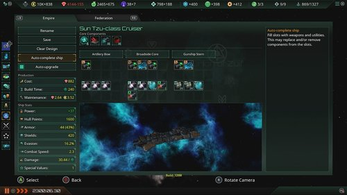 Stellaris: Console Edition Review — DarkStation