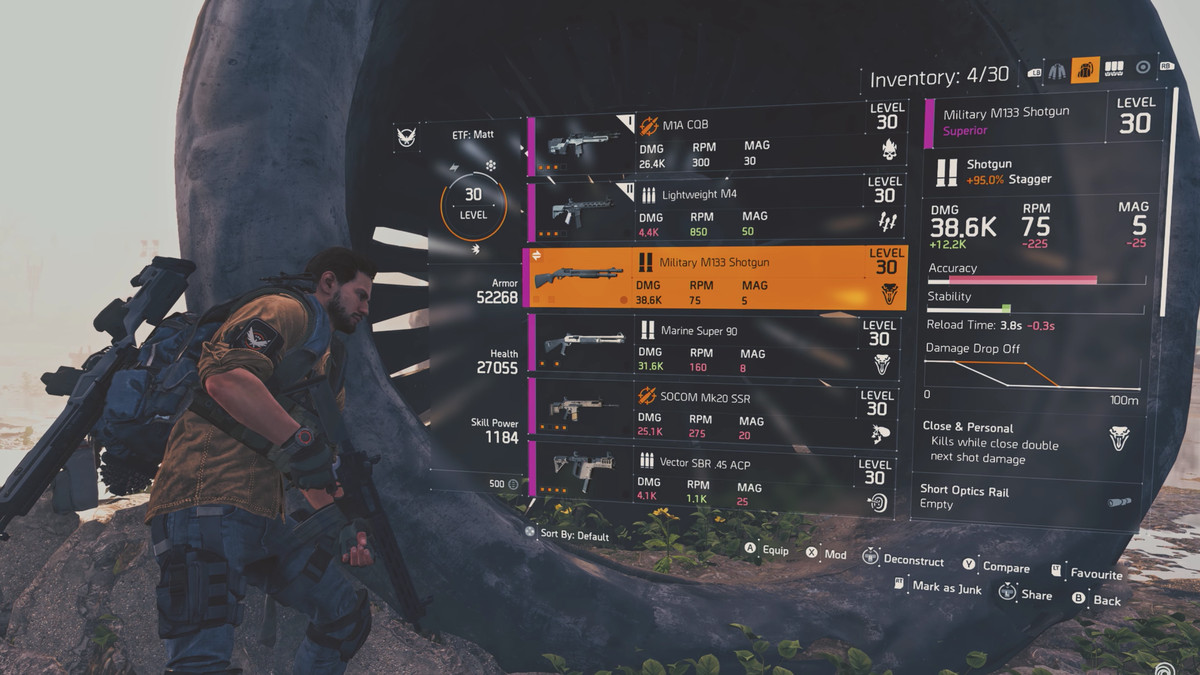 Tom Clancy's The Division 2 Review — DarkStation