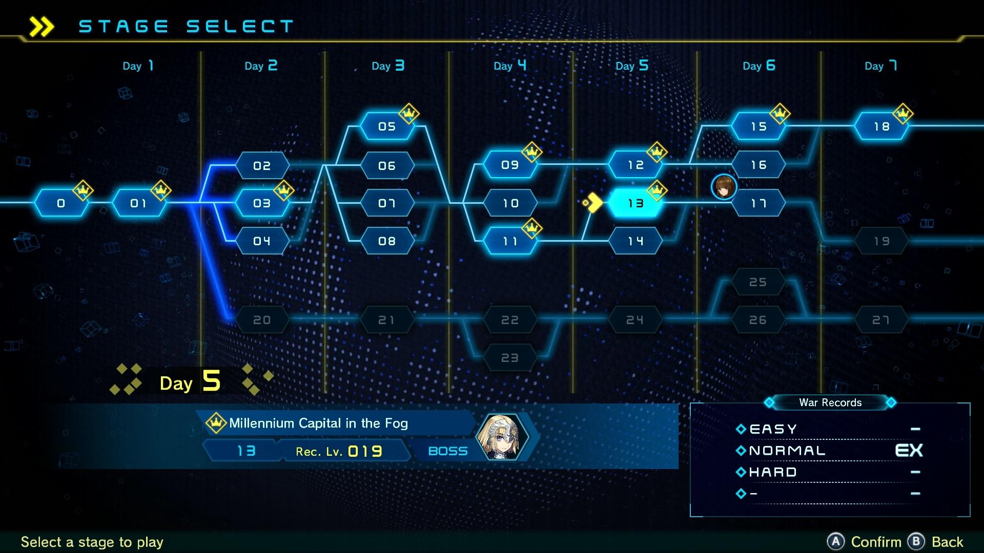 Fate EXTELLA_LINK - Timeline Chan 01.jpg