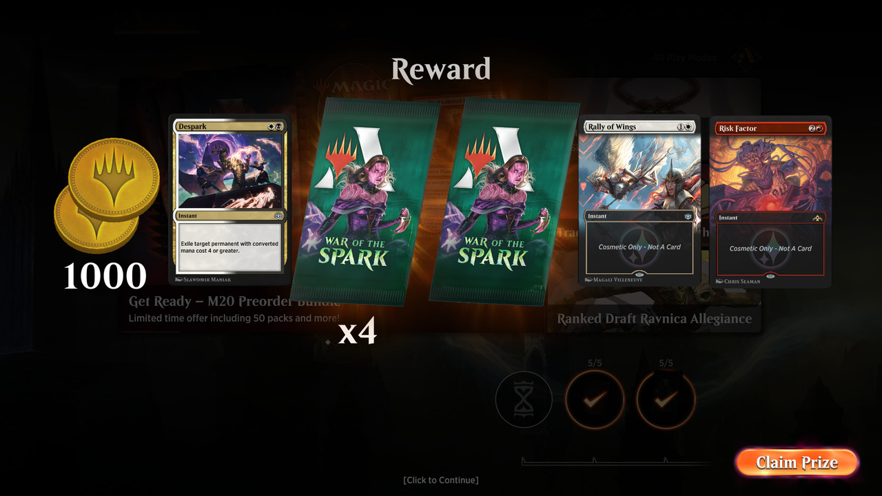 Magic: The Gathering Arena Preview — DarkStation