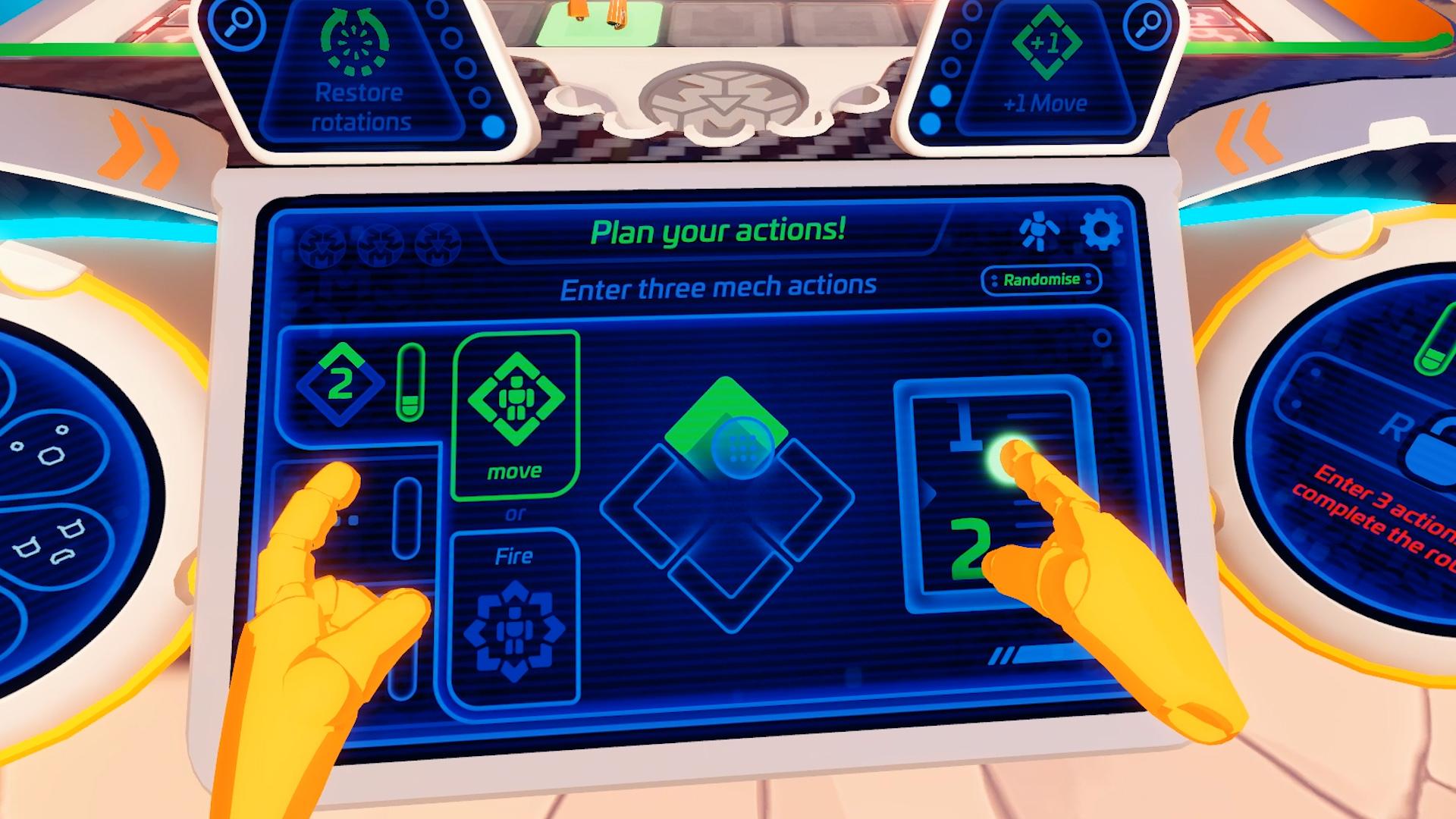Mini-Mech Mayhem Review — DarkStation