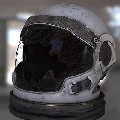 Interstellar Helmet