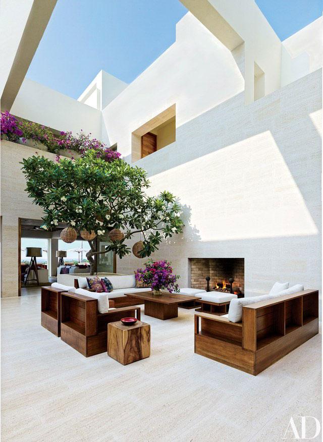 via Architectural Digest
