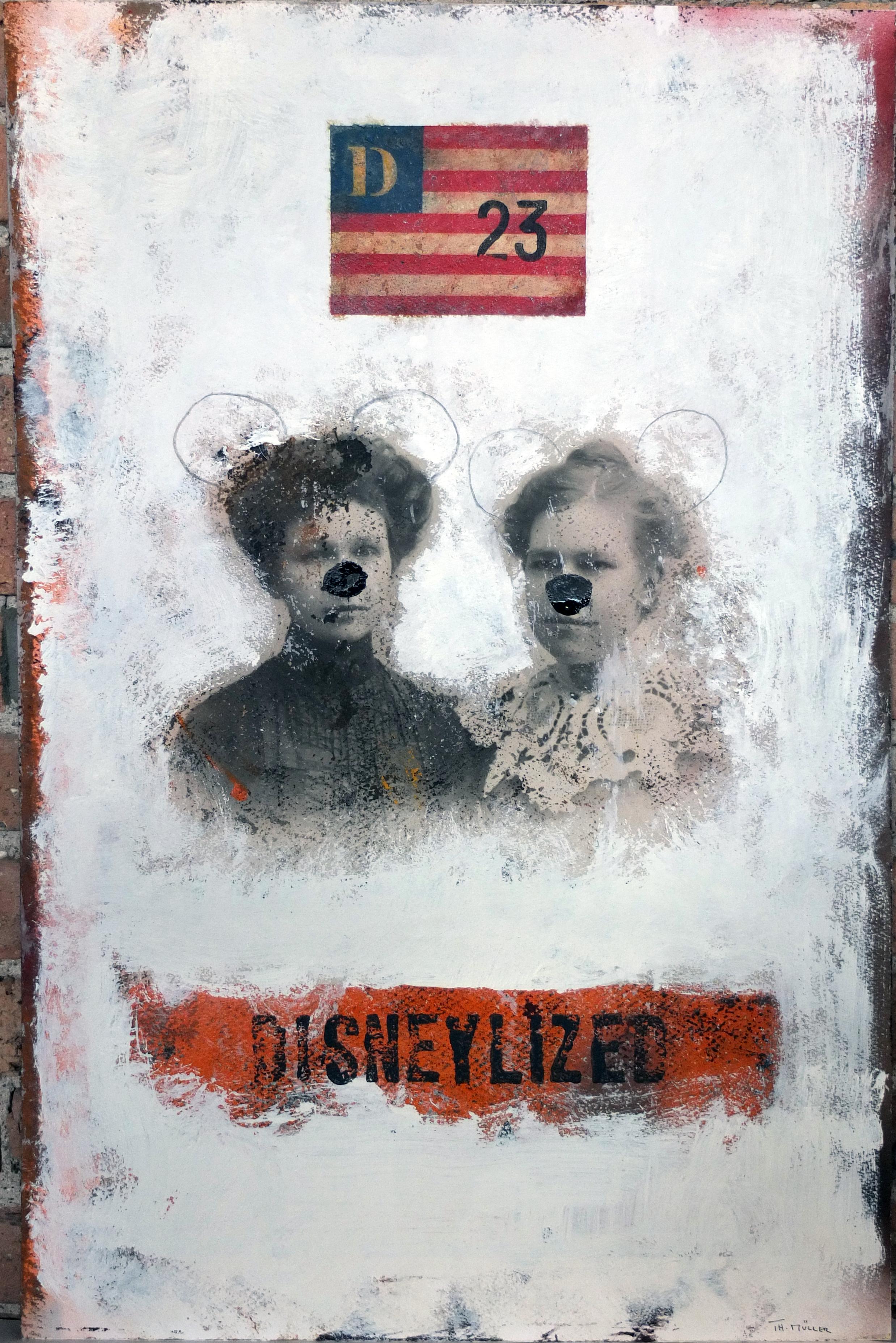 Disneylized