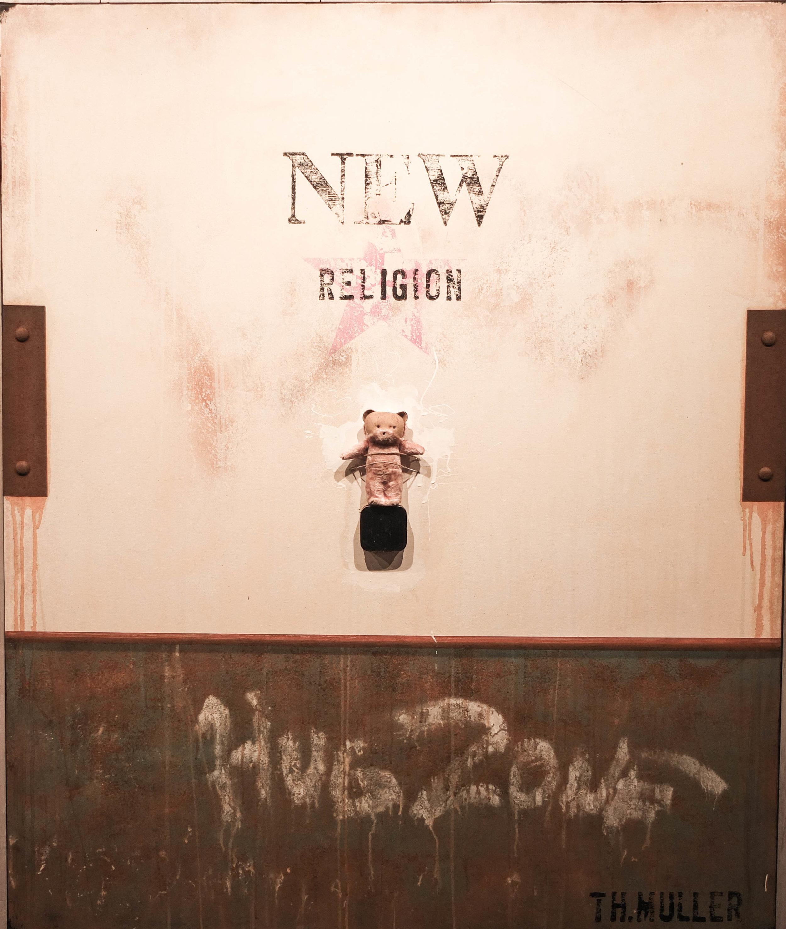 New Religion/Hug Zone