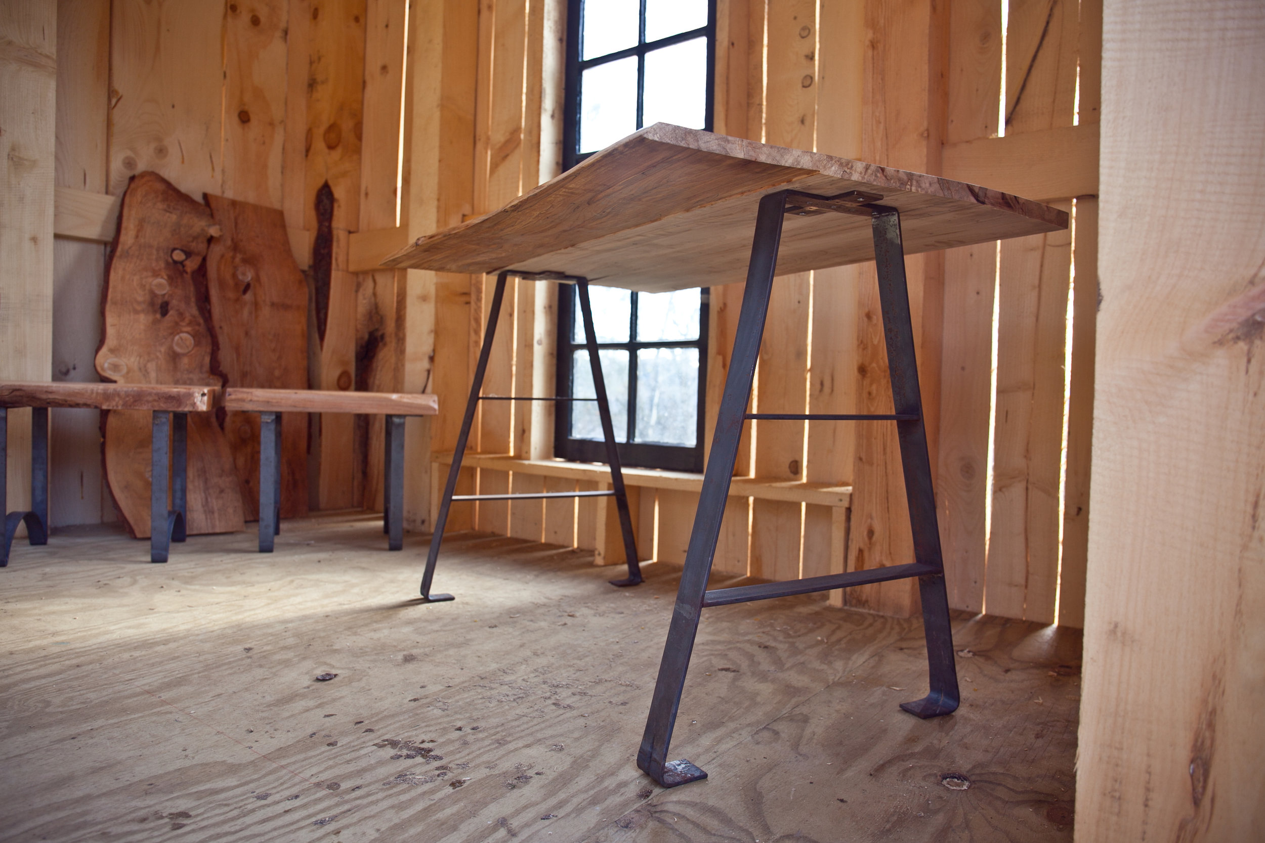 Maple Desk -