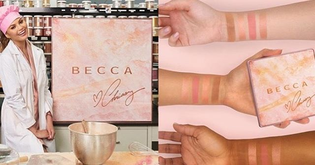 """Becca has the important notion of """"interim Influencers"""" down pat. Digital Influencers are still supremely important in the world of beauty and carefully constructed collaborations can be a boon for business - as Becca certainly learned from its hugely successful partnership with Jaclyn Hill. What I love though is how @beccacosmetics effortlessly switched from a beauty blogger to a more traditional celebrity. @chrissyteigen is a perfect partner for the fun, youthful brand known for glowing skin and sparkly personality. While there will probably always be a place for long-standing ambassadresses in beauty (e.g. Kate Winslet for Lancome), today's rapidly changing market also needs a refreshing mix of partnerships. It's also worth noting these are genuine partnerships, not celebrity endorsements. Chrissy and Jaclyn were involved in the creation of the product - which is readily apparent. And while both palettes include blush and highlighter, the effects are different and reflect the style of the respective influencer (deliberate and bold highlighting from Jaclyn and more soft and glowy highlighting from Chrissy). I'm looking forward to seeing what other partnerships Becca has in the works."""
