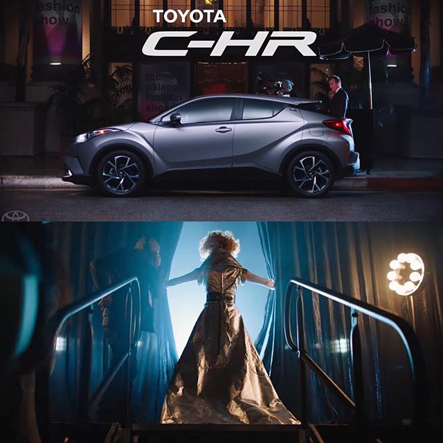 """I'm continually and increasingly befuddled by the entire series of ads for the @toyotausa CH-R. Each ad is a twist on a classic fairy tale (such as Cinderella and Rapunzel). The lighting is always dark and the attempts to showcase the car and its features are weak at best. I'm all for creativity and fun, whimsical storytelling...WHEN it makes sense to do so. This is a case where it does not. I'm not sure if it's attempting to reflect a """"crossover vehicle"""" through these modern takes on fairy tales or if I'm reading too much  it and they're just stories. Regardless, I don't see how this narrative will hook potential consumers to look into the CH-R. To Toyota's credit, the ad was well-placed - - a huge digital ad buy, especially on Hulu, which is probably the right placement (I imagine crossover vehicles skew towards younger drivers) but I just don't see this ad actually doing it's job.  #branding #marketing #marketingdigital #marketingstrategy #brandstrategy #advertising #advertisingcampaign"""