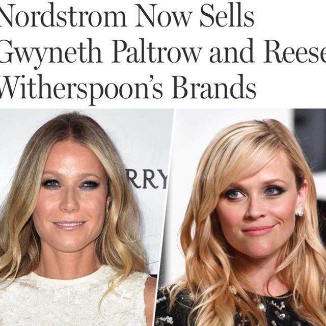 Nordstrom gets it. As traditional department stores suffer and many are closing stores, Nordstrom continues to innovate - delighting its customers. I particularly like the creative brand partnerships Nordstrom has been spearheading. Goop and Draper James are completely on brand for them and will pull in excited devotees (and ones who can afford Nordstrom price points). Furthermore, these limited engagement, in-store pop-up shops foster excitement and give regular shoppers a reason to come to the store. For quite some time Nordstrom has been applauded for its digital marketing efforts and social integrations with the in-store experience, but I love seeing that their focus isn't singular. More often than not, the great digital or social ideas get lots of attention by the press but are seen by consumers as little more than a gimmick. As marketers we have to focus our innovation on bringing value to the consumer, not just novelty or doing something because we can. Rotating partnerships with hot online brands is a fantastic way to marry the online and offline experience while being consumer-focused, which of course is what Nordstrom is most known for.  #branding #branding101 #marketing #marketingdigital #ads #advertising #advertisingagency #brandmarketing #marketers #adcampaigns #brandstrategy #brandstrategist #influencermarketing #beauty #cosmetics #strategy #fashion #retail