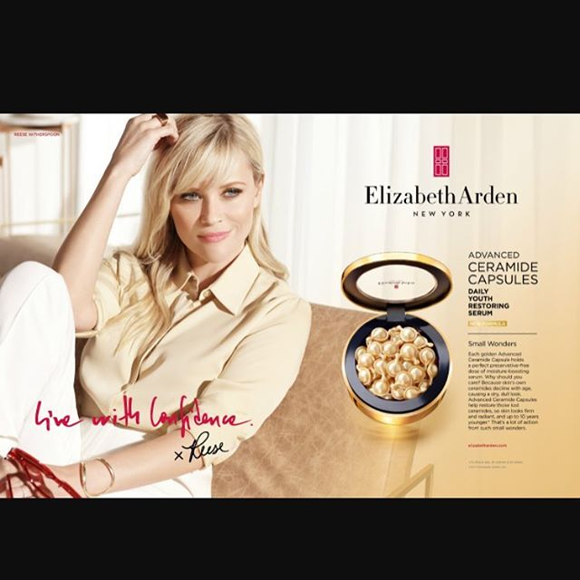I love when a brand makes an obvious play for older consumers - specifically Gen Xers. I see many brands sacrifice their base or lose sight of the most powerful consumers (i.e. ones with money to spend and who tend to more brand loyal) to pursue the elusive Millennials. It's no secret that Elizabeth Arden has been a dying brand so it's new partnership with Reese Witherspoon may be just what the once iconic brand needs.  I know I've said celebrity endorsements are generally not worthwhile - but that's when IT DOESN'T MAKE SENSE. This does. Reese is decidedly Gen X and beloved by the masses. She likely is battling the same skin concerns of Elizabeth Arden's target consumer. That kind of logical partnership resonates with women when shopping for personal care items, especially anti-aging regimens. I'm happy to see Elizabeth Arden exhibiting a realistic understanding of what its brand is, who its products are for and where it's opportunities for growth really are. It would have been easy (and ultimately cliche) to lay low and come back rebranded as a Millennial-targeted brand with a young celebrity ambassadress. This is a much much better strategic move. Don't be seduced by the size of Millennials or the constant hype about them. Generation X and Baby Boomers are still very powerful consumer groups - ones that are increasingly overlooked, still respond to some traditional marketing tactics and just may respond to a brand's focus on them primarily, not tangentially. This is a plan that could prove most fruitful for Elizabeth Arden and I'm very excited to see what unfolds.