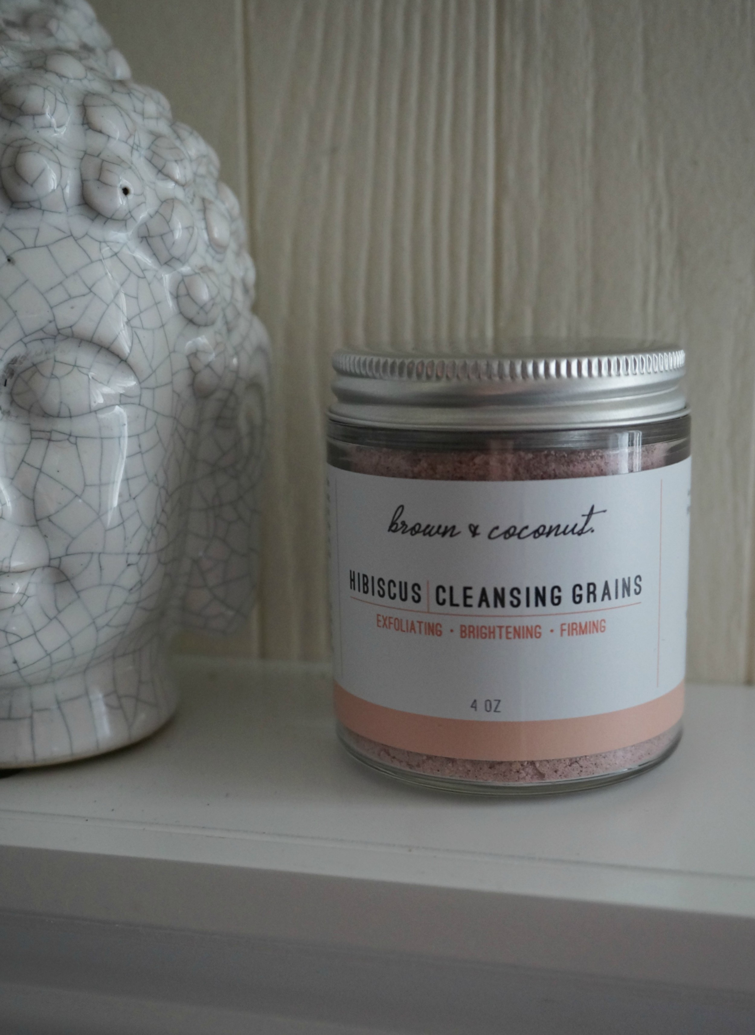 Hibiscus Cleansing Grains | $16