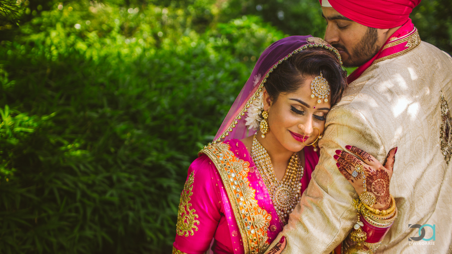 Sikh Wedding Photographer Bordesley Park