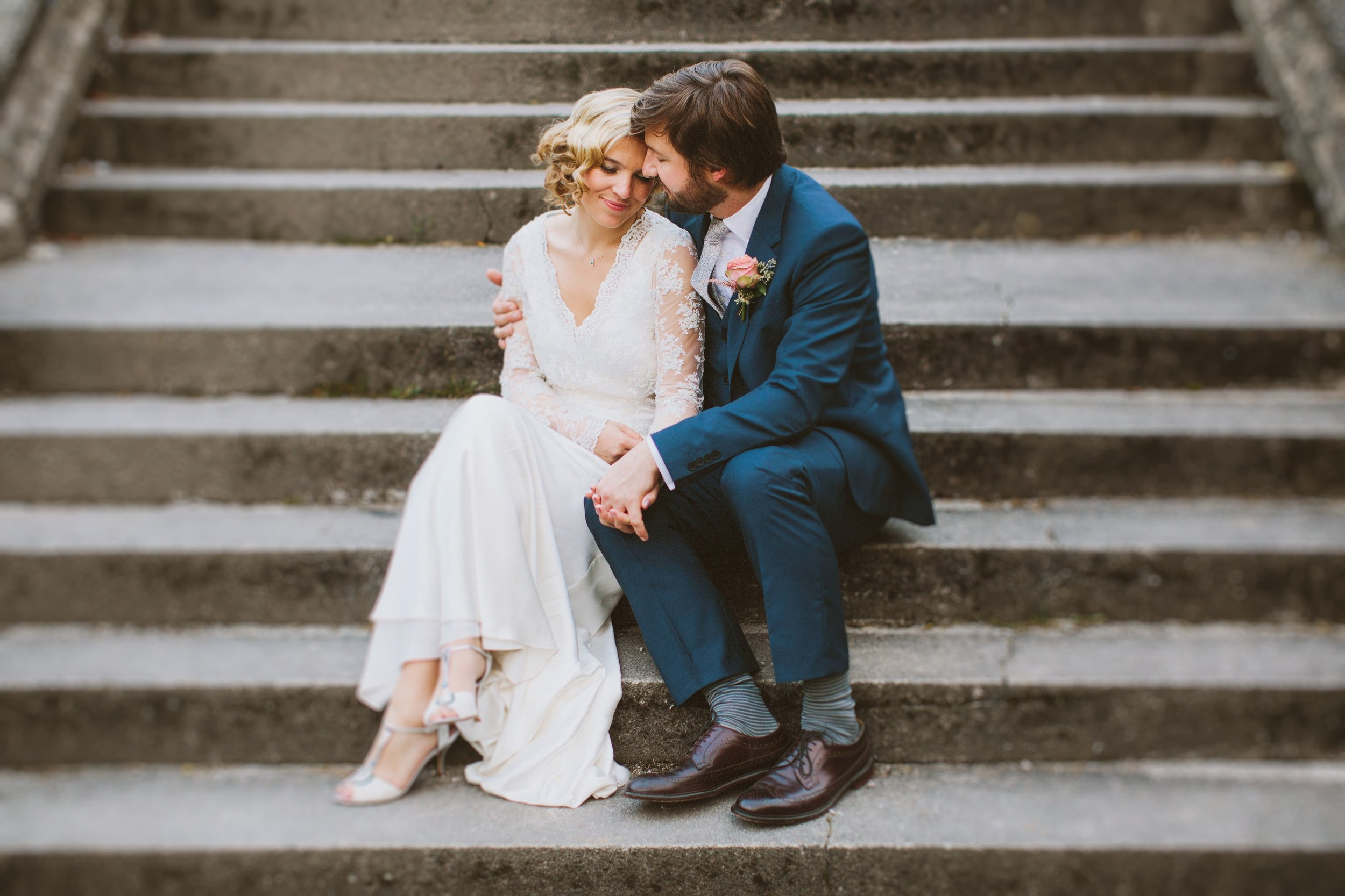 Jo-Peak-District-Autumn-Wedding-Bespoke-Vintage-Bias-Wedding-Gown-Lace-Jacket-Susanna-Greening-Matlock-16