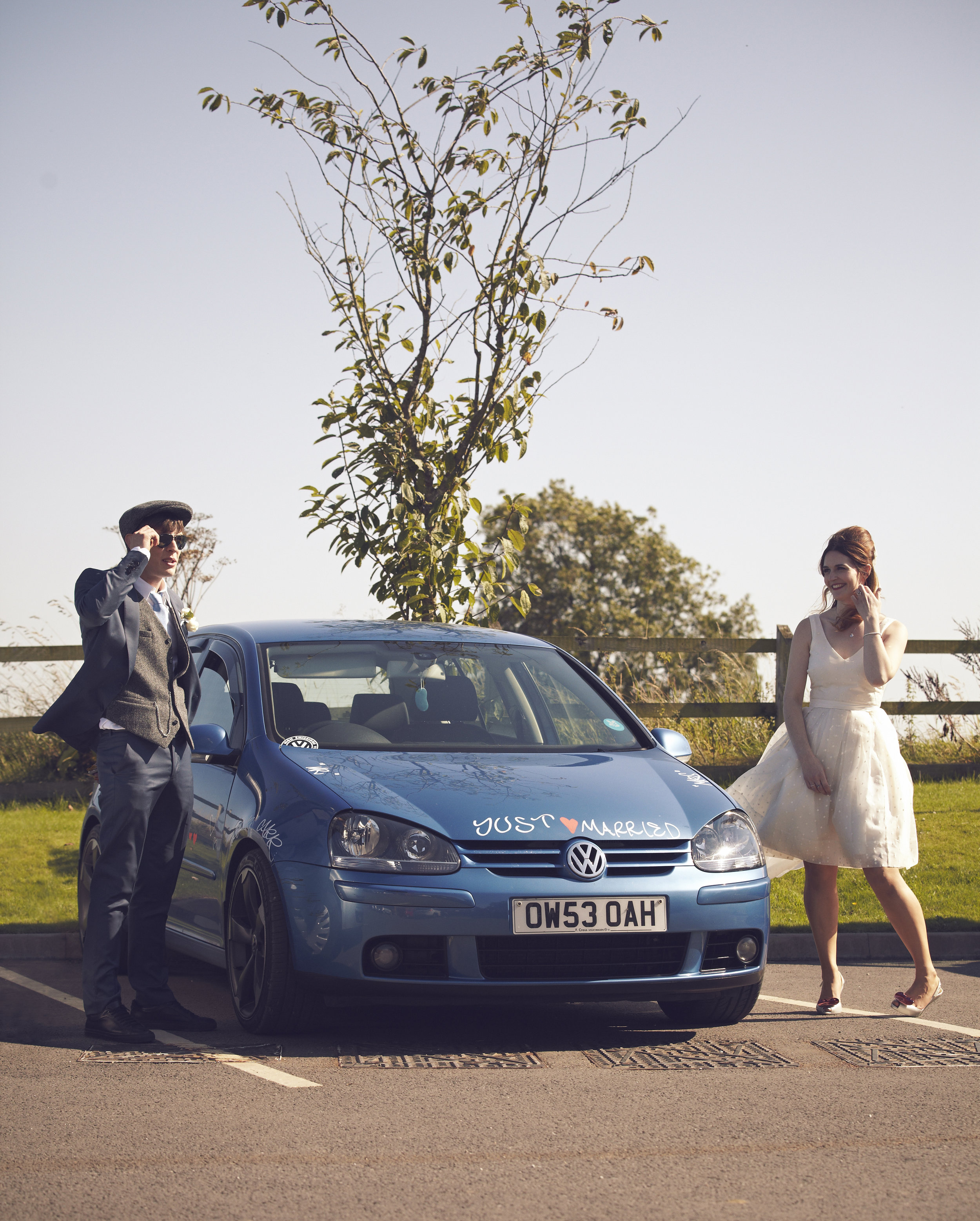 Suzi-Matlock-Polka-Dot-Bespoke-Wedding-Dress-High-Low-Susanna-Greening-Designs-Derbyshire-15