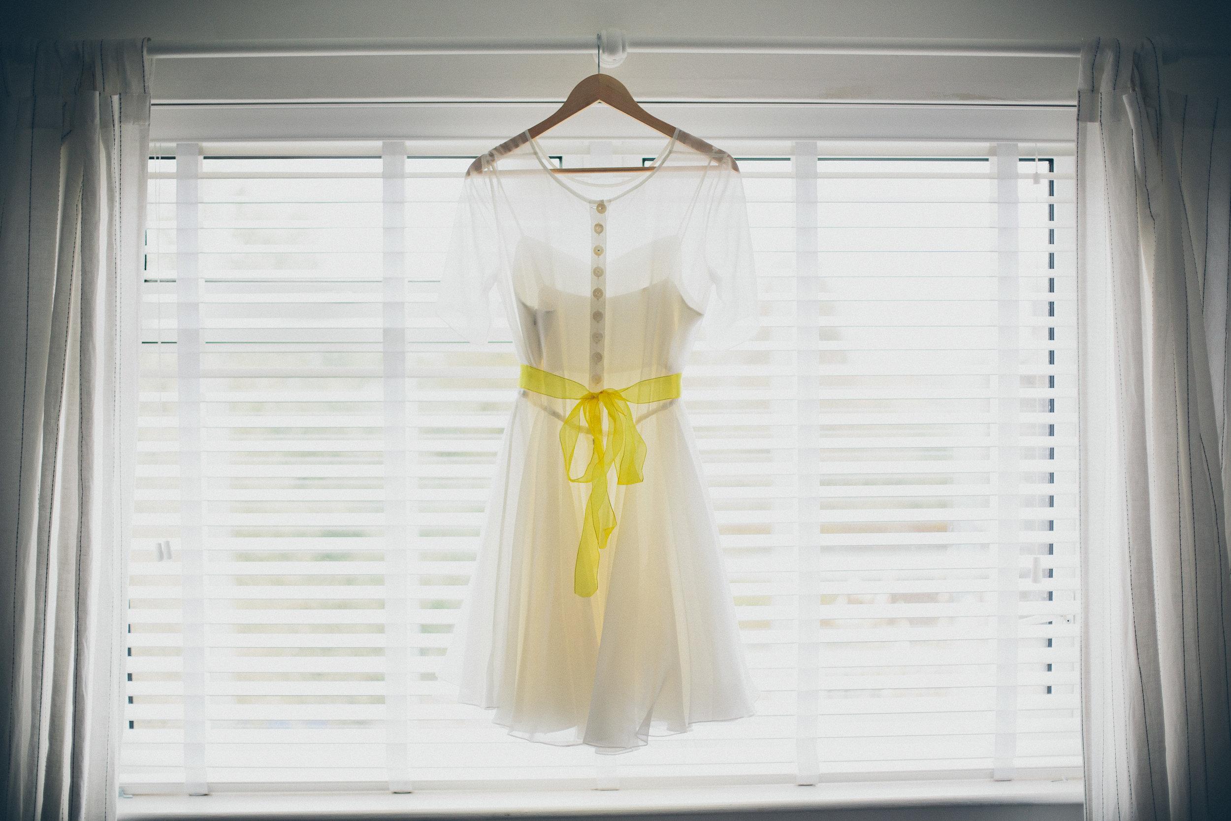 Sophie-Matlock-Bespoke-Vintage-Tea-Length-Wedding-Dress-Susanna-Greening-Derbyshire-2