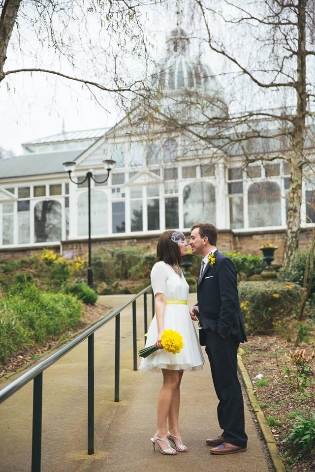Sophie-Matlock-Bespoke-Vintage-Tea-Length-Wedding-Dress-Susanna-Greening-Derbyshire-4