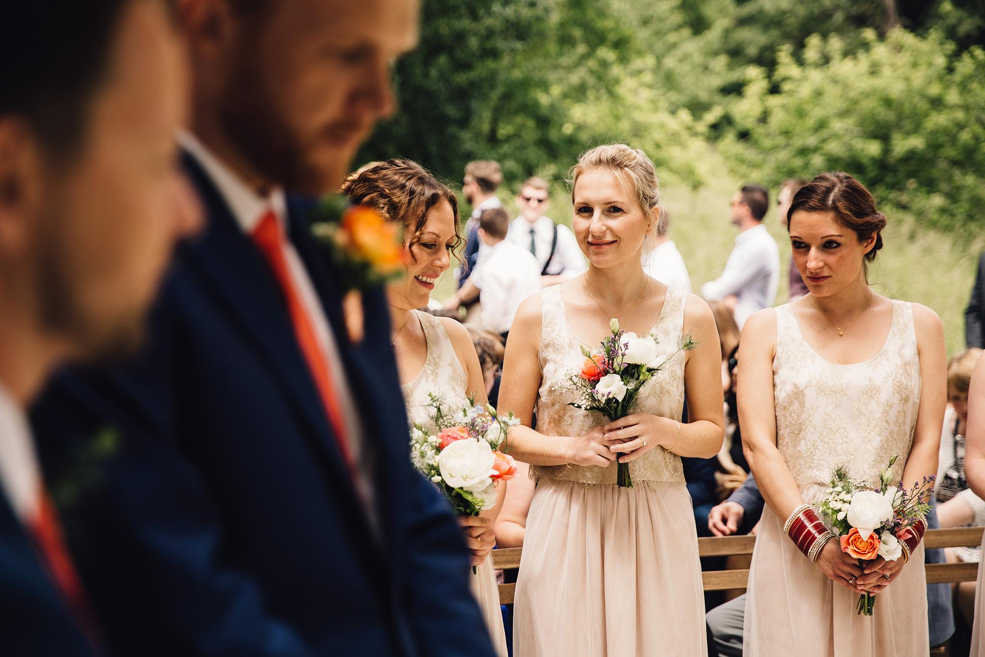Hannah-Bespoke-Bridesmaids-Bohemian-French-Wedding-Gold-Lace-Susanna-Greening-Designs-Matlock-Derbyshire-12
