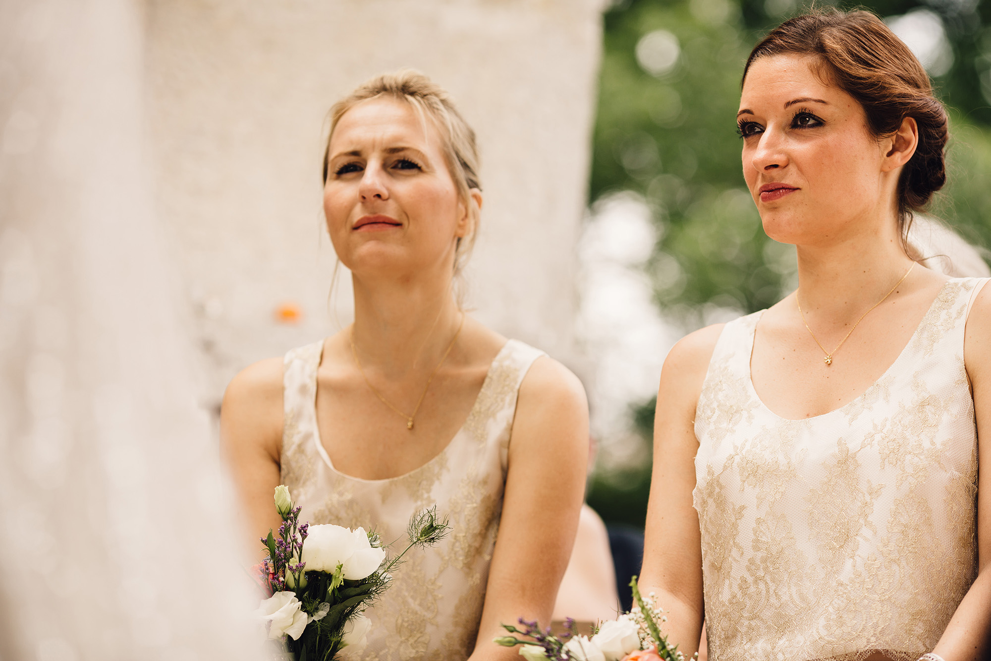Hannah-Bespoke-Bridesmaids-Bohemian-French-Wedding-Gold-Lace-Susanna-Greening-Designs-Matlock-Derbyshire-13