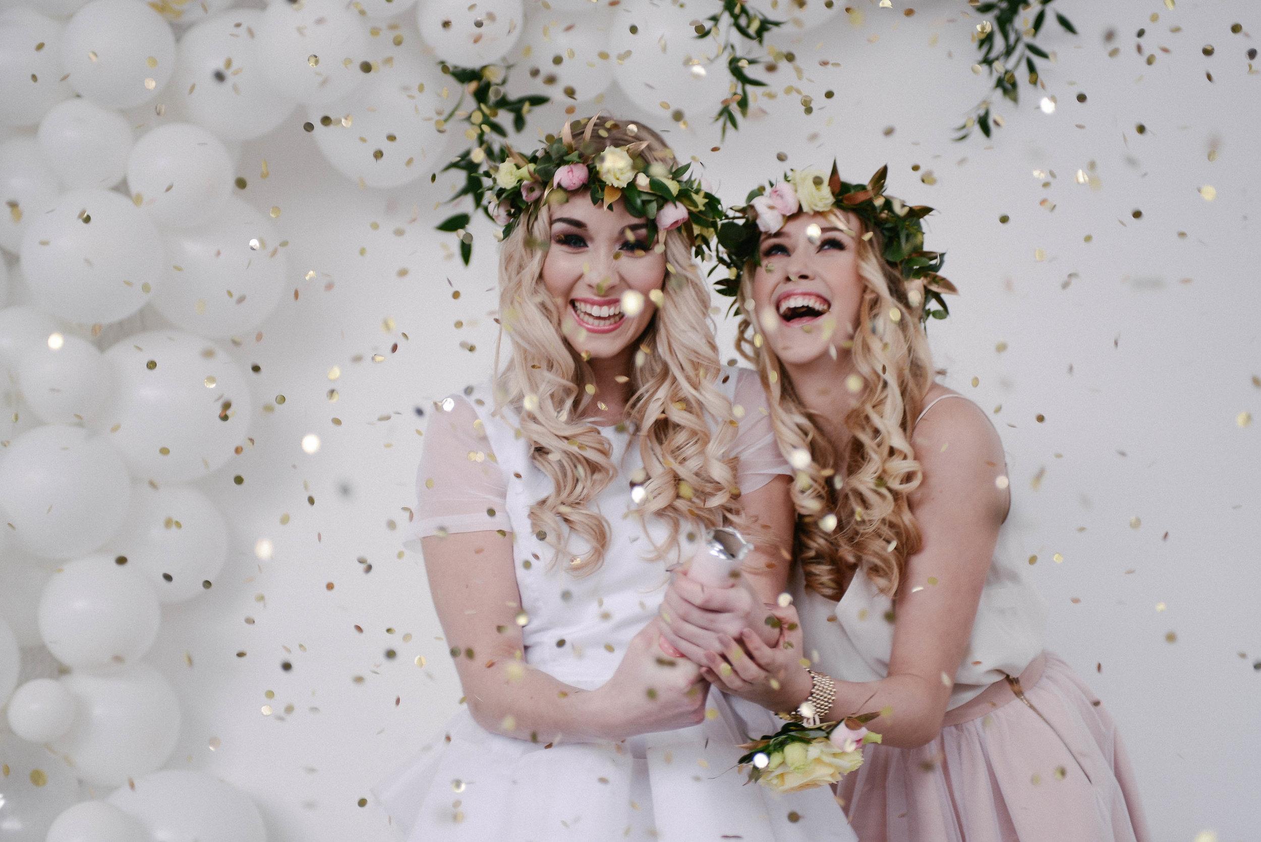 Candy Bride - Bespoke Bride