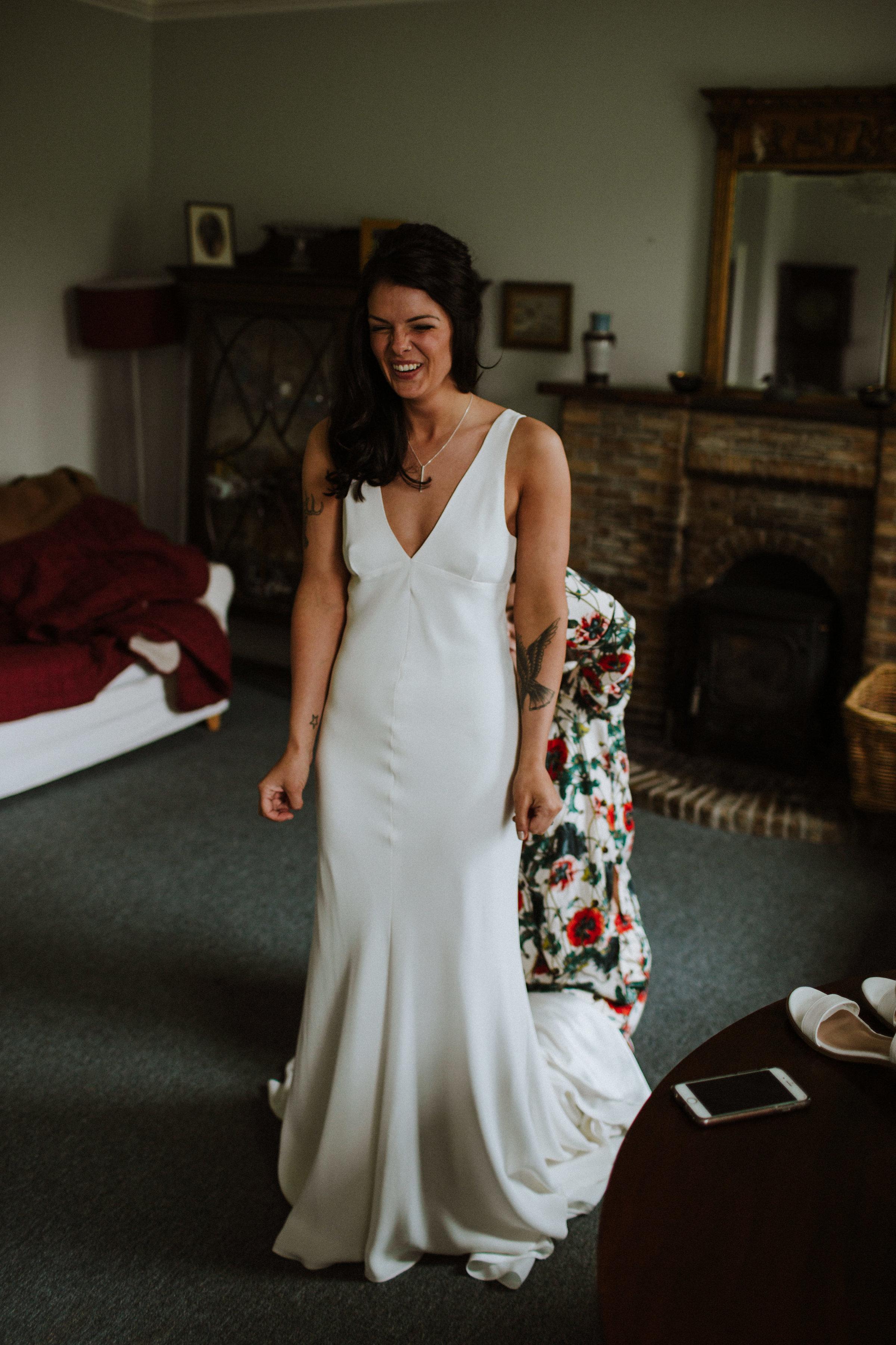 Katt-Scotland-Comrie-Crieff-Bias-Crepe-Wedding-Gown-Lace-Bridal-Biker-Jacket-Bespoke-Susanna-Greening-Derbyshire-6